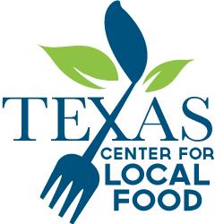 Texas Center for Local Food logo