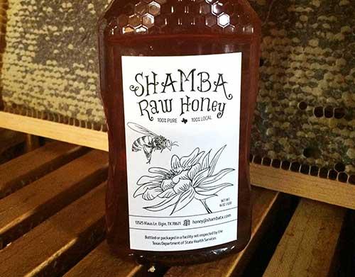 SHAMBA Local Texas Honey