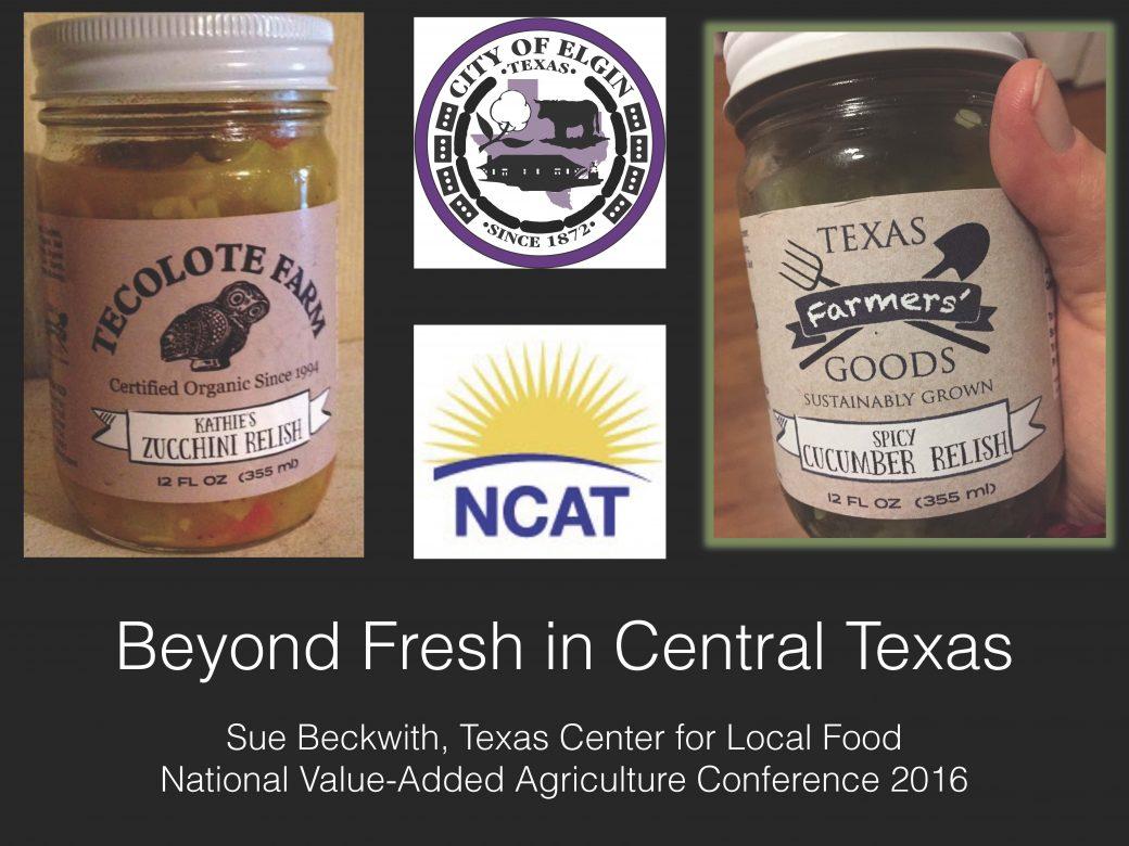 2016 VA conference presentation